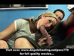 gloryhole interracial amateur