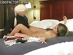lesbienne granny ass