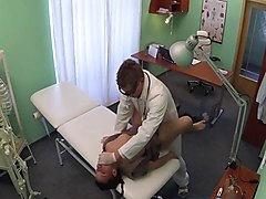 Doctor Love's Office-Student Checkup-by PACKMANNS