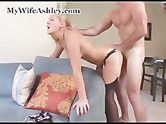 cheating housewife and her new lover