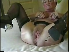 Old Whore And Her Toy ! Amateur