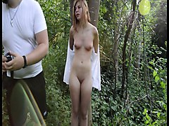 Slave tied to tree and slapped