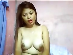 Filipina Cam Girl, Screenname SUCKABLE TITS