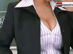 Japanese Giant Tits Teacher