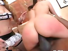 brutal black dick and anal games