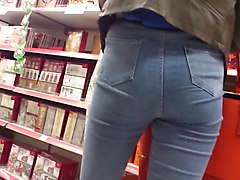 british hot blue jeans 2