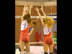sweets ass sweets cameltoe on volleyball