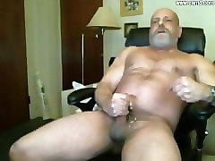 cam4 hot silver beefy daddy