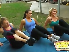 fitness & fun - funny behind the scenes