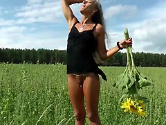 sex im wald. flashing