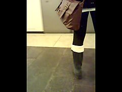 roxina boots in subway