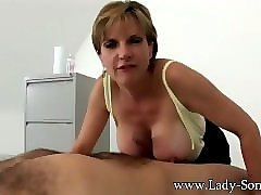 beauty titjob