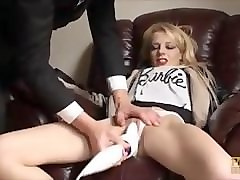 elissa from 1fuckdate.com - april vibrates her juicy clit for