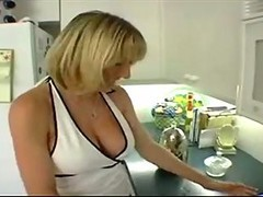 Horny Housewife Going Wild