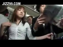 Horny Girl Loves Fucked By Bus Passenger