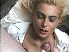 clothed teen spermed - blonde debutante
