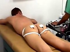 free toilet male gay porno after he stopped the electro machine, the doc