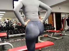 yes!!! fitness hot ass hot cameltoe 5