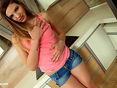dance strip webcam beautiful girl