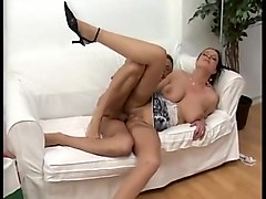 fuck wife on chair