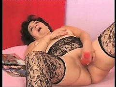 anal in lingerie con faccial