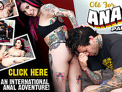 Joanna Angel in Ole For Anal - Part 1, Scene #01 - BurningAngel
