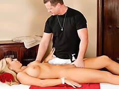 Olivia Austin & Eric Masterson in The Senator's Secret: Part One - TrickySpa