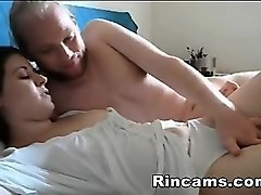 shy virgin couple has their first time sex