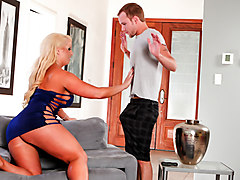 Alura Jenson,Sonny Hicks in It's Okay She's My Mother In Law #09, Scene #02