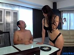 real pov japan xxx with busty reiko