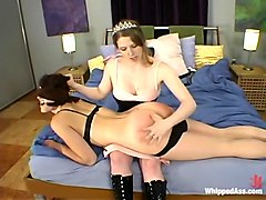 Andy Ray and Princess Kali in Whippedass Video