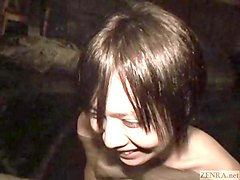 subtitles first time japanese lesbians bathing