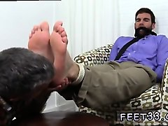 mouth taped foot slave and gay sex free video suck feet firs