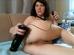 webcam girl anal action