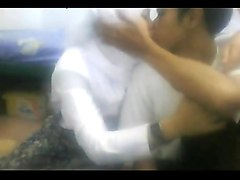 indonesian couple making love jilbab tudung