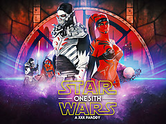 Kleio Valentien & Ramon Nomar in Star Wars: One Sith, XXX Parody - DigitalPlayground
