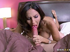 tara holiday & danny d in overnight with stepmom part one  brazzers