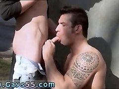 cute sissy boy gay sex tube xxx two guys anal fucking outdoors