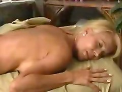 Lesbian massage seduction