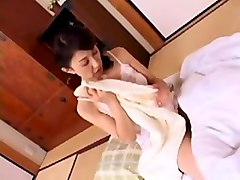Japanese Mother Gets Seduced  25