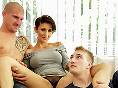 Gabrielle Gucci & Max Born & Ryan Torres in Bi Sexual Cuckold #09 - BiEmpire