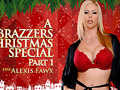 Alexis Fawx & Tyler Nixon in A Brazzers Christmas Special: Part 1 - Brazzers
