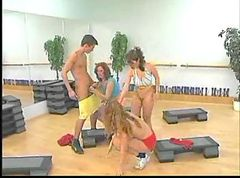 Strapon Gym (scene 3 of 3)