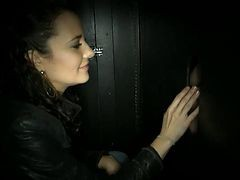 Gloryhole Swallow Milf Taylor 5th Visit