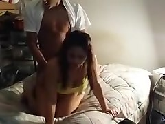 black guy fuck horny girl 3