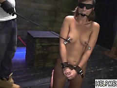 slave to black mistress and tied tits last night, kaylee ban