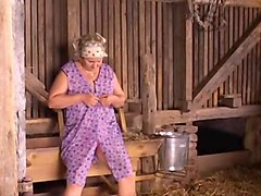Granny in in the Country