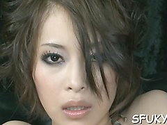 japanese lady is into hot squirting