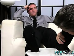 chubby gay porn and free soft ass scott has a new foot slave