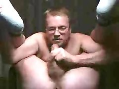 HARRI LEHTINEN SUCKING HIS OWN COCK AND EATING HIS SWEET CUM THE 1ST TIME!